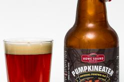 Howe Sound Brewing – Pumpkineater Imperial Pumpkin Ale