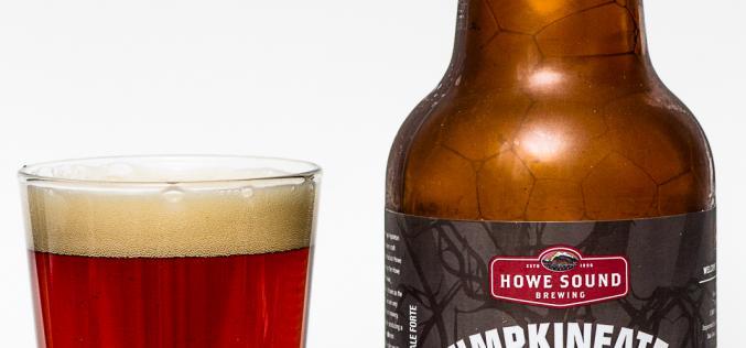 Howe Sound Brewing – Pumpkineater Imperial Pumpkin Ale