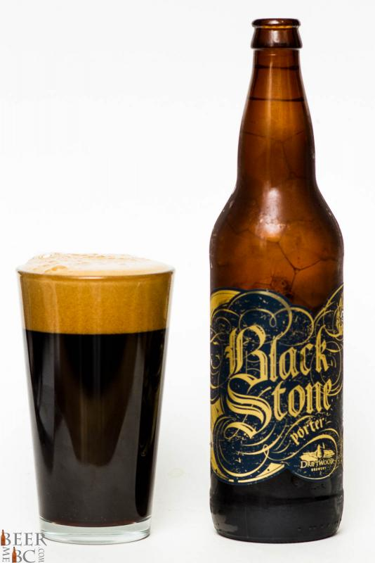 Driftwood Brewery Black Stone Porter Review
