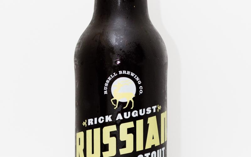 Russell Brewing Co. – Rick August Russian Imperial Stout
