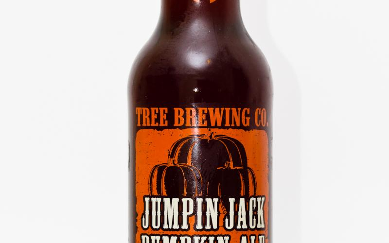 Tree Brewing Co. – Jumpin Jack Pumpkin Ale (2012)