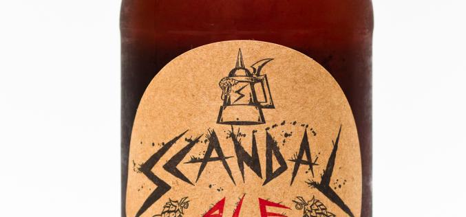 Pacific Western Brewing – Scandal Organic Ale