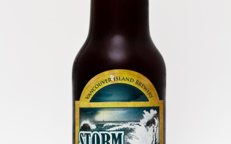 Vancouver Island Brewery – Storm Watcher Winter lager