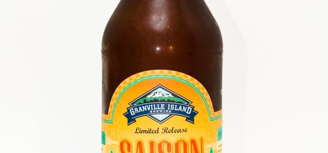 Granville Island Brewing Co. – Saison
