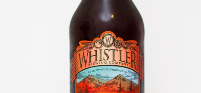 Whistler Brewing Co. – Valley Trail Chestnut Ale