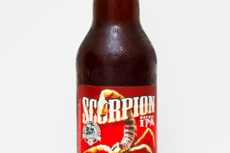 Tin Whistle Brewing Co. – Scorpion Double IPA