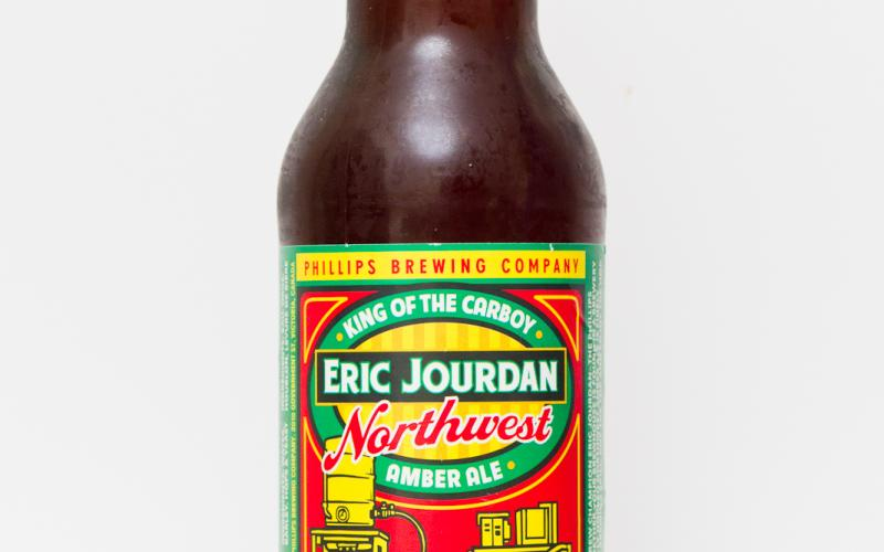 Phillips Brewing Co. – Eric Jourdan King of the Carboy Northwest Amber Ale
