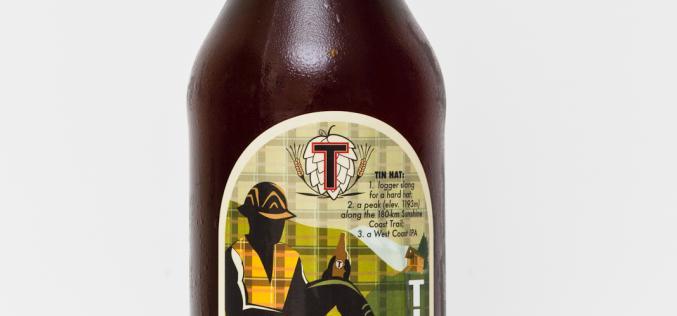 Townsite Brewing Inc. – Tin Hat IPA