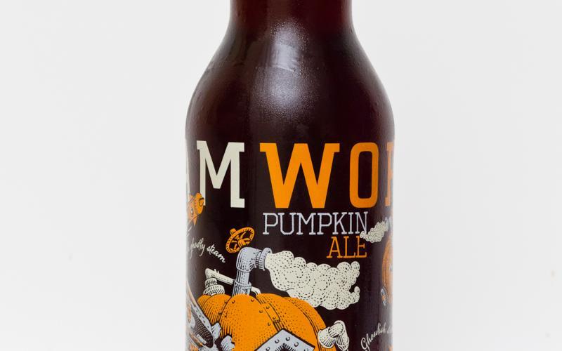 Steamworks Brewing Co. – Pumpkin Ale