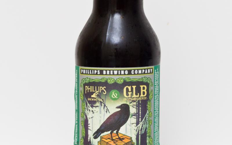 Phillips Brewing Co. – Puzzler Belgian Black IPA (2012)