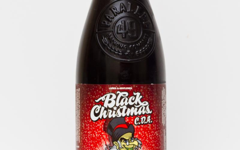 Parallel 49 Brewing Co. – Black Christmas C.D.A.