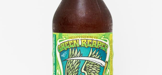 Phillips Brewing Co – Green Reaper Fresh Hop IPA (2012)