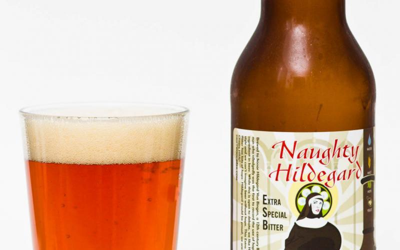 Driftwood Brewing Co. – Naughty Hildegard ESB