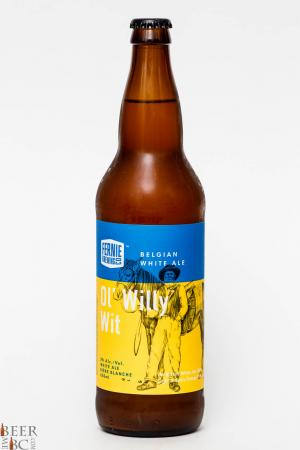 Fernie Brewing Co Ol' Willy Wit Belgian White Ale Review