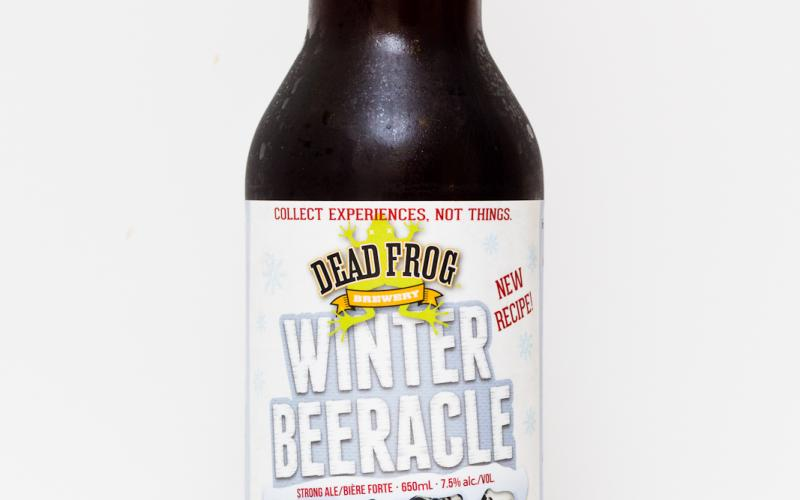 Dead Frog Brewing Co. – Winter Beeracle Winter Ale