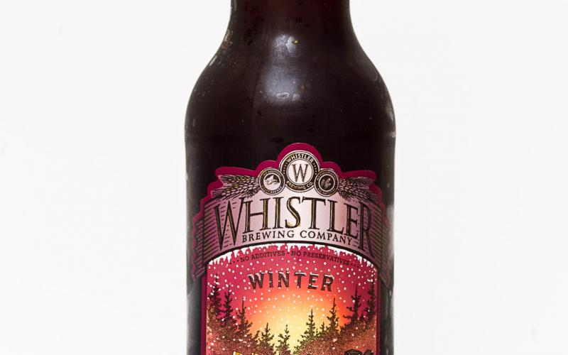 Whistler Brewing Co. – Winter Dunkel