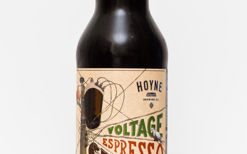 Hoyne Brewing Co. – Voltage Espresso Stout