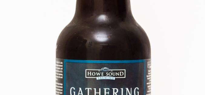 Howe Sound Brewing – Gathering Storm Cascadian Dark Ale