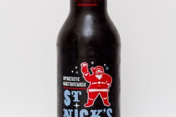 Russell Brewing Co. – St Nick's Oaked Spiced Porter