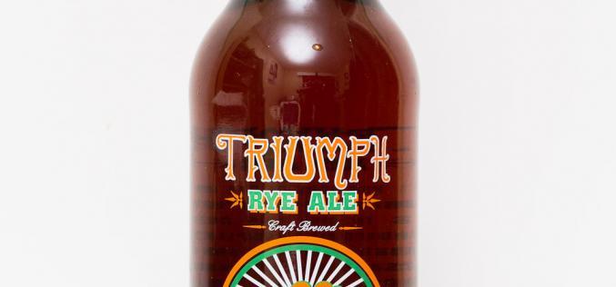 Coal Harbour Brewing Co. – Triumph Rye Ale