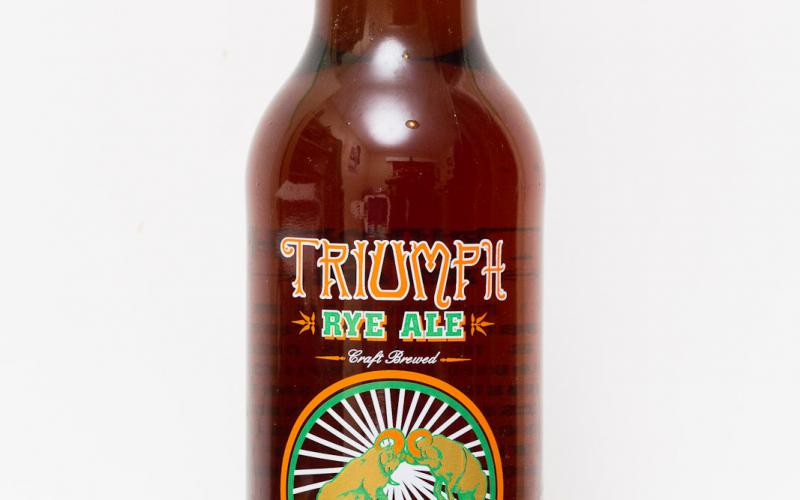 Coal Harbour Brewing Co. – Triumph Rye Ale