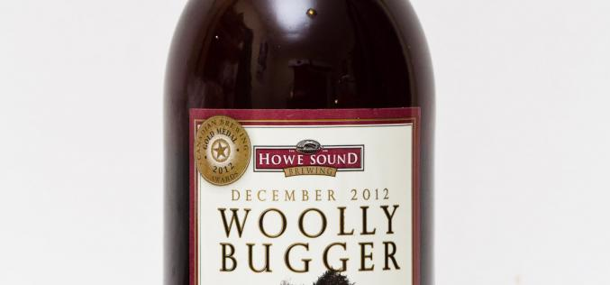 Howe Sound Brewing – 2012 Woolly Bugger Barley Wine
