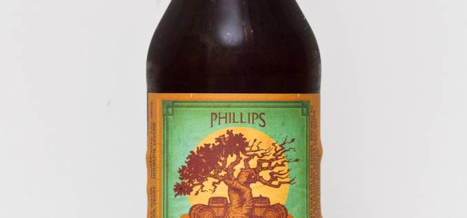 Phillips Brewing Co. – Twisted Oak Stillage Barrel Aged Scotch Ale