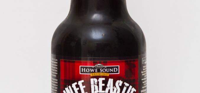 Howe Sound Brewing – Wee Beastie Oak Aged Scotch Ale