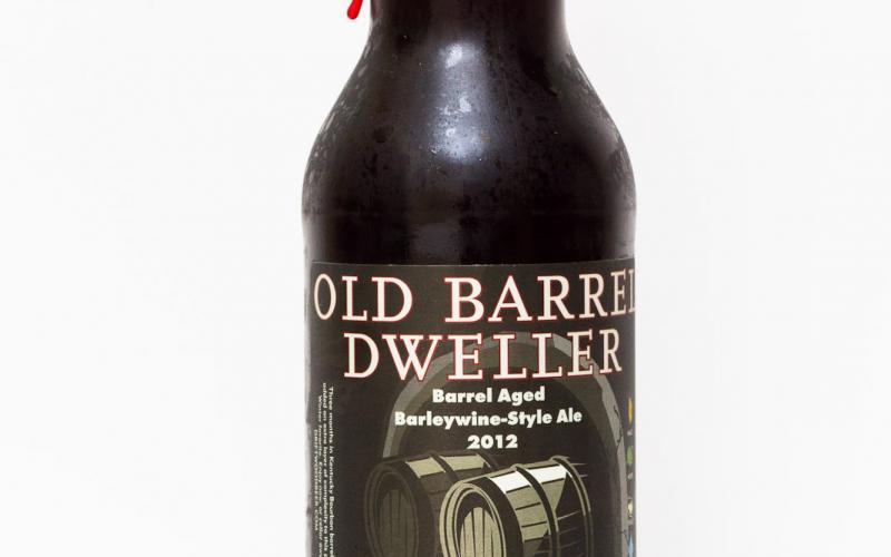 Driftwood Brewery – Old Barrel Dweller Barley Wine