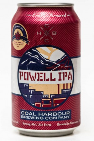 Coal Harbour Brewing - Powell IPA Review