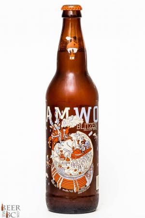 Steamworks Brewery Blitzen Belgian Tripel Review