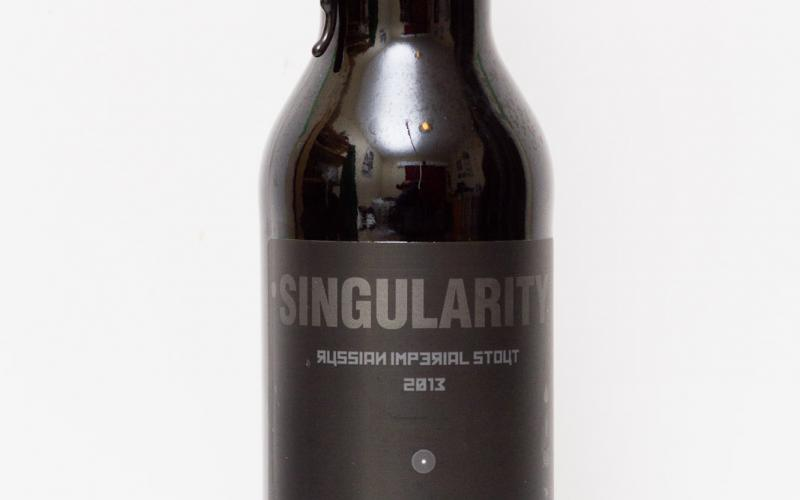 Driftwood Brewery – 2013 Singularity Russian Imperial Stout