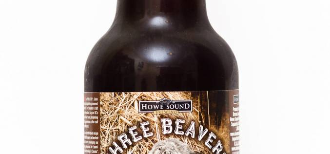 Howe Sound Brewing Co. – Three Beavers Red Imperial Ale