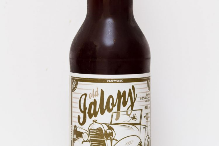 Powell Street Craft Brewery – Old Jalopy Pale Ale