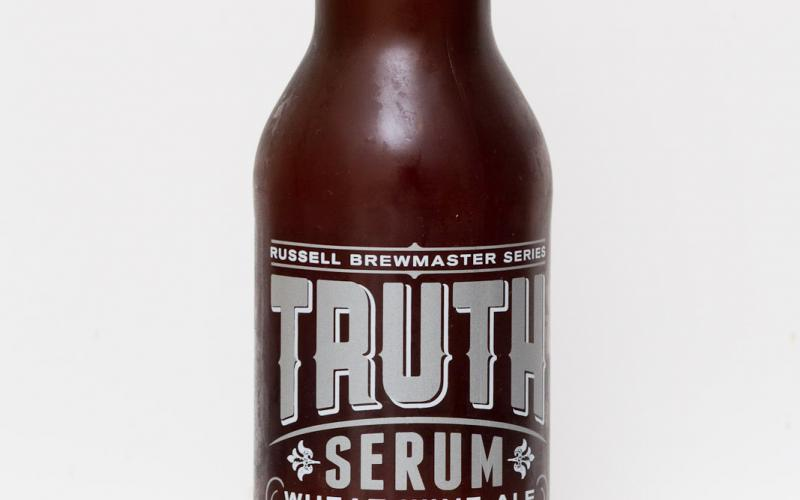 Russell Brewing Co. – Truth Serum Wheat Wine Ale