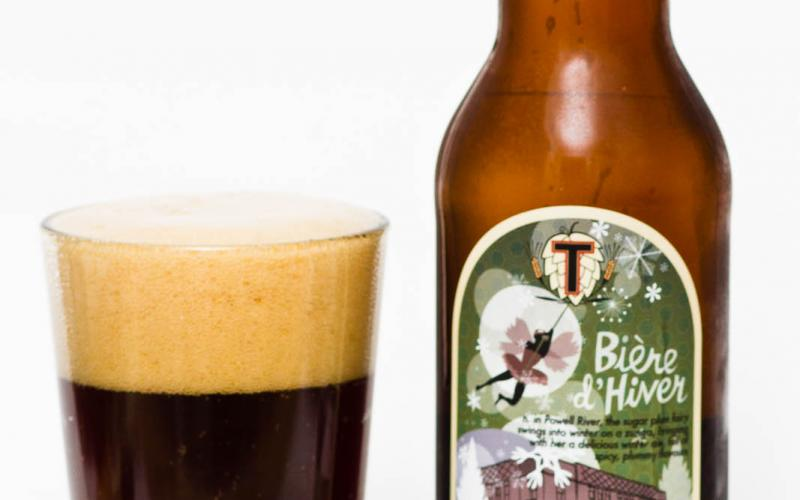 Townsite Brewing Inc. – Biere d'Hiver Brown Ale