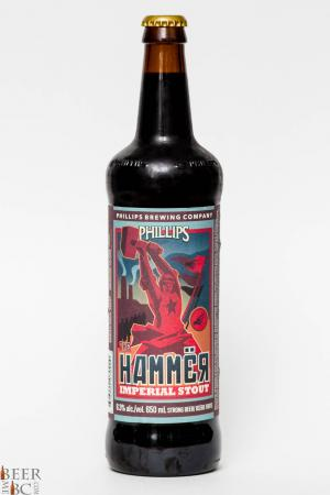 Phillips Brewing Co. - Hammer Imperial Stout Review