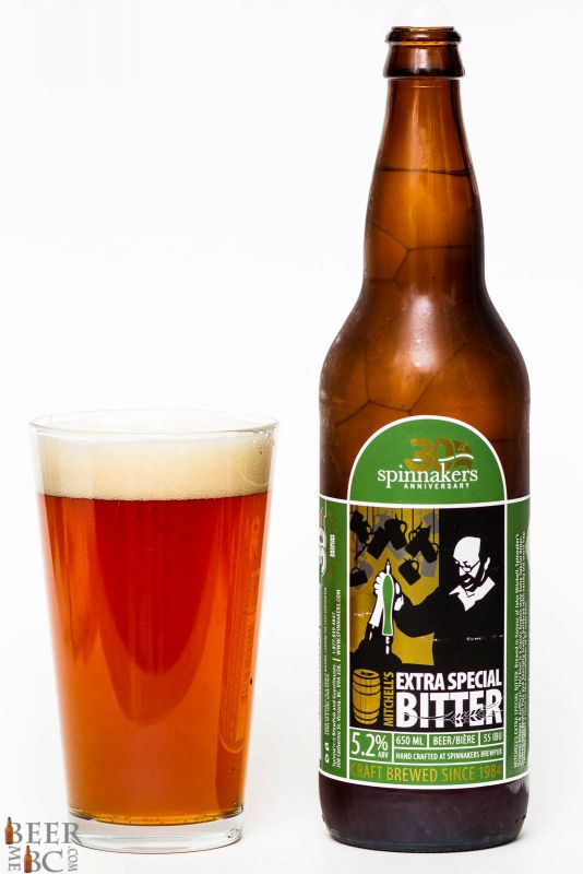 Spinnakers Mitchell's Extra Special Bitter ESB Review