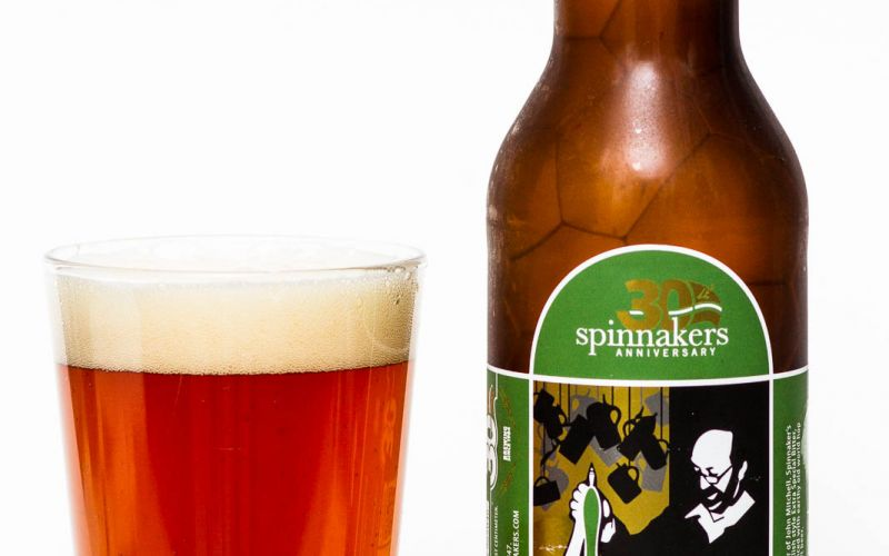 Spinnakers Brewery – Mitchell's Extra Special Bitter