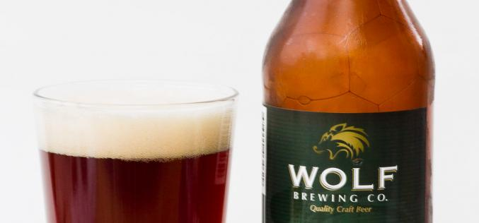 Wolf Brewing Co. – Wood Cutter Dark Ale