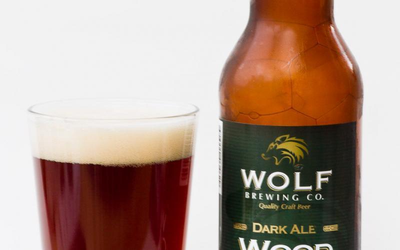 Wolf Brewing Co. – Wood Cutter Dark Ale