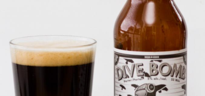 Powell St. Brewery – Dive Bomb Porter
