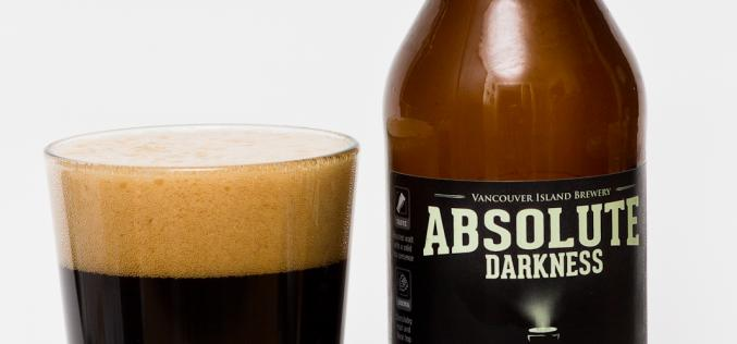 Vancouver Island Brewing Co. – Absolute Darkness India Dark Ale