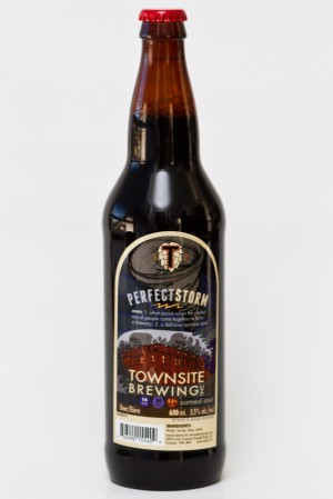 Townsite Brewing Perfect Storm Oatmeal Stout Review