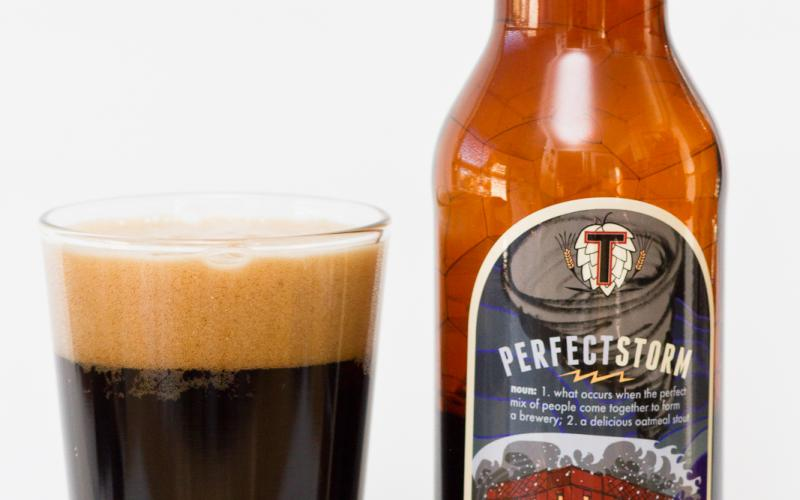 Townsite Brewing Inc. – Perfect Storm Oatmeal Stout