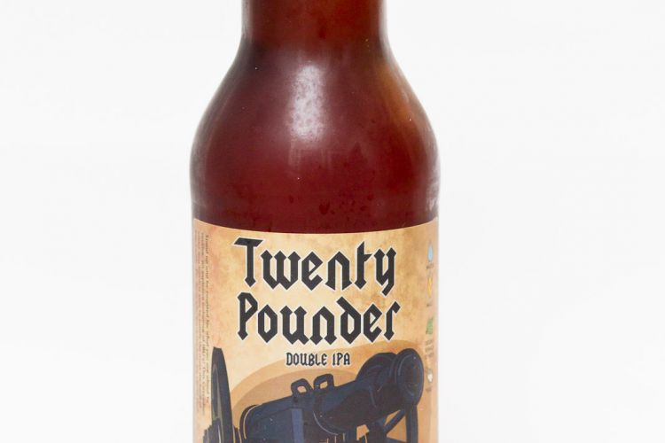 Driftwood Brewery – Twenty Pounder Double IPA