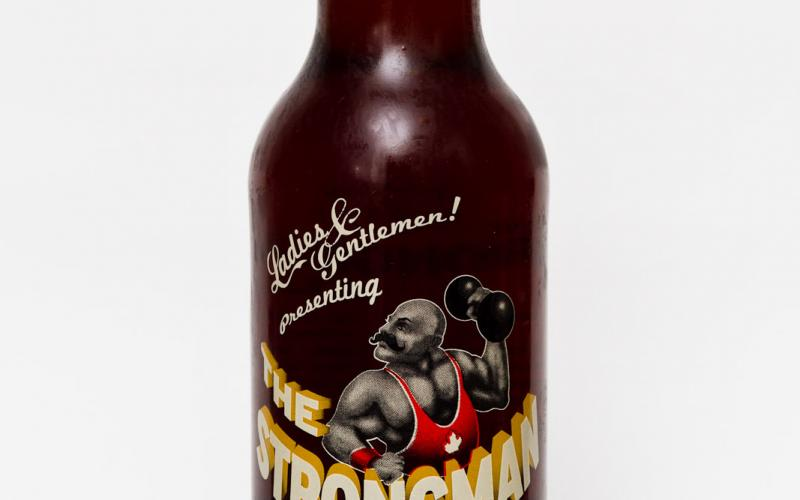 Mission Springs Brewery – The Strongman Cascadian Strong Ale