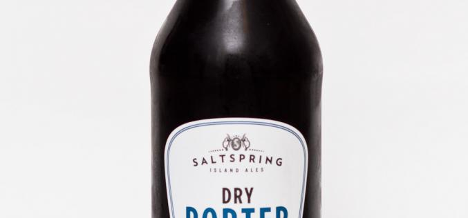 Saltspring Island Ales – Dry Porter