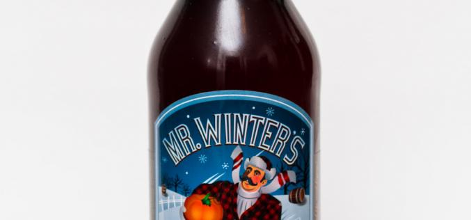 """Mission Springs Brewing Co. – Mr. Winter's """"Dashing Pumpkin"""" Winter Ale"""