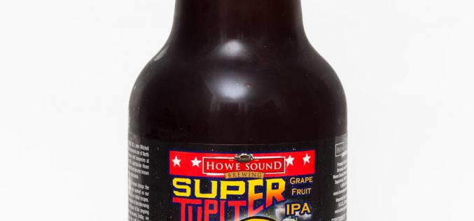Howe Sound Brewing Co. – Super Jupiter Grapefruit IPA